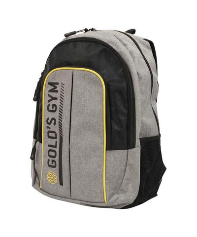 Gold's Gym Contrast Backpack-Golds Gym-Gym Wear