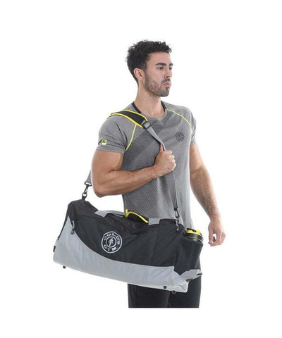 Gold's Gym Contrast Travel Bag-Golds Gym-Gym Wear