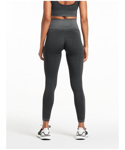 Pursue Fitness ADAPT Seamless Leggings Charcoal-Pursue Fitness-Gym Wear
