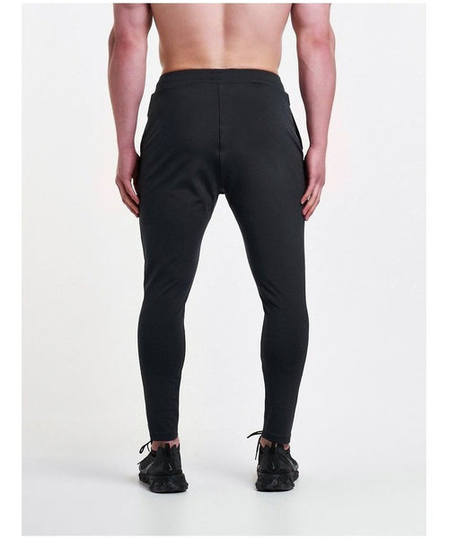 Pursue Fitness Essential Training Joggers Black-Pursue Fitness-Gym Wear