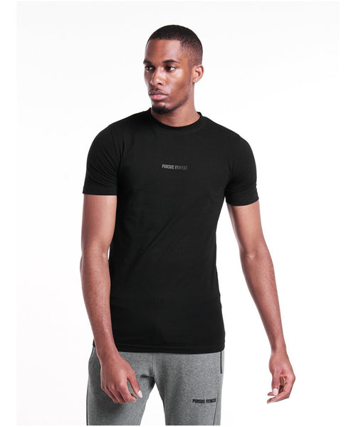Pursue Fitness Everyday T-Shirt Black