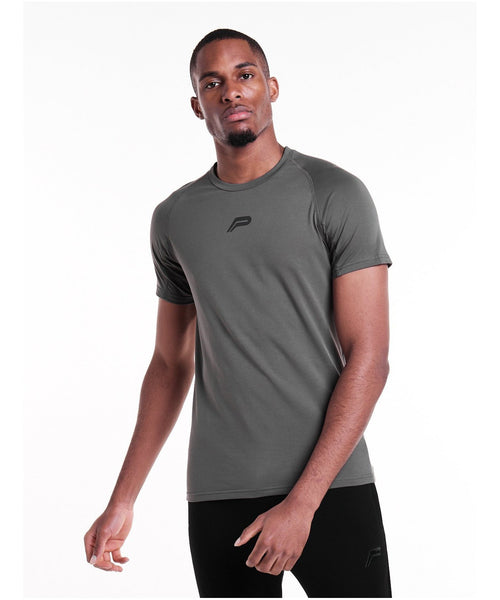 Pursue Fitness Icon T-Shirt Charcoal