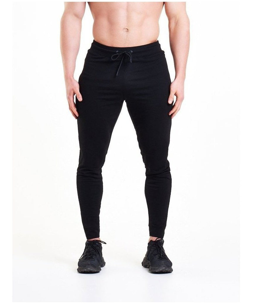 Pursue Fitness Response Joggers Black-Pursue Fitness-Gym Wear