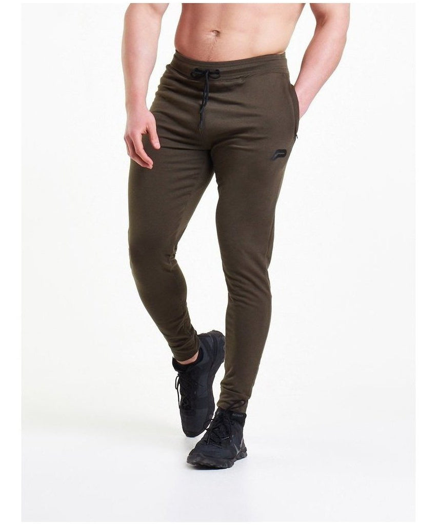 Pursue Fitness Response Joggers Olive-Pursue Fitness-Gym Wear