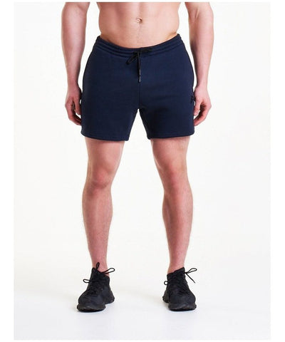 Pursue Fitness Icon Tapered Shorts Dark Navy
