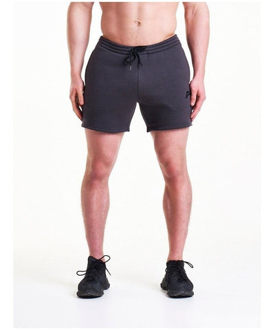 Pursue Fitness Icon Tapered Shorts Slate
