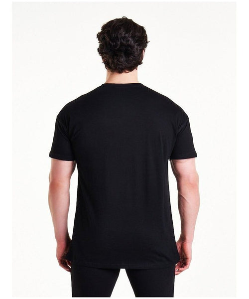 Pursue Fitness Comfort T-Shirt Black-Pursue Fitness-Gym Wear