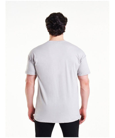 Pursue Fitness Comfort T-Shirt Grey-Pursue Fitness-Gym Wear