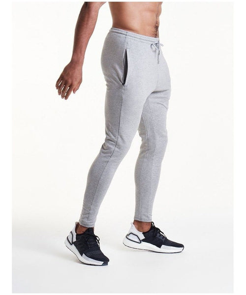Pursue Fitness Pro Fit Tapered Joggers Grey-Pursue Fitness-Gym Wear