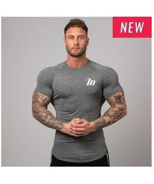 Image of Muscle Nation ClimaFlex T-Shirt Grey