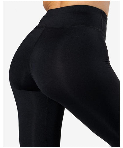 ICIW Classic High Waisted Leggings Black-ICIW-Gym Wear