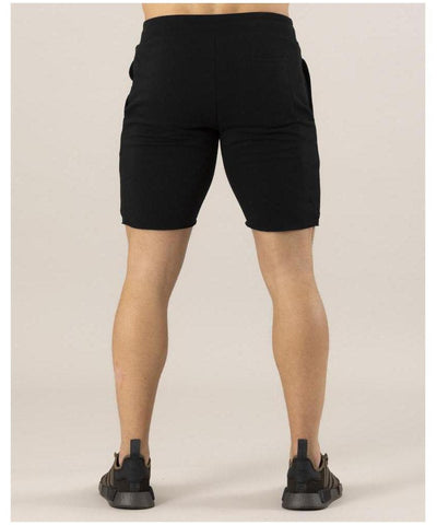 ICIW Clean Cut Shorts Black-ICIW-Gym Wear