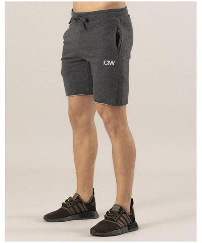 ICIW Clean Cut Shorts Dark Grey