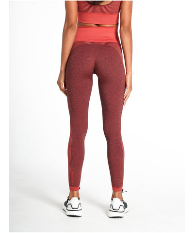Pursue Fitness ADAPT Seamless Leggings Red-Pursue Fitness-Gym Wear