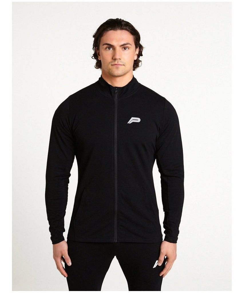 Pursue Fitness Lightweight City Jacket Black