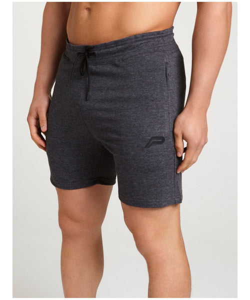Pursue Fitness Response Shorts Charcoal-Pursue Fitness-Gym Wear