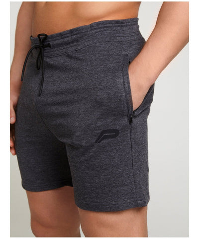 Pursue Fitness Response Shorts Charcoal