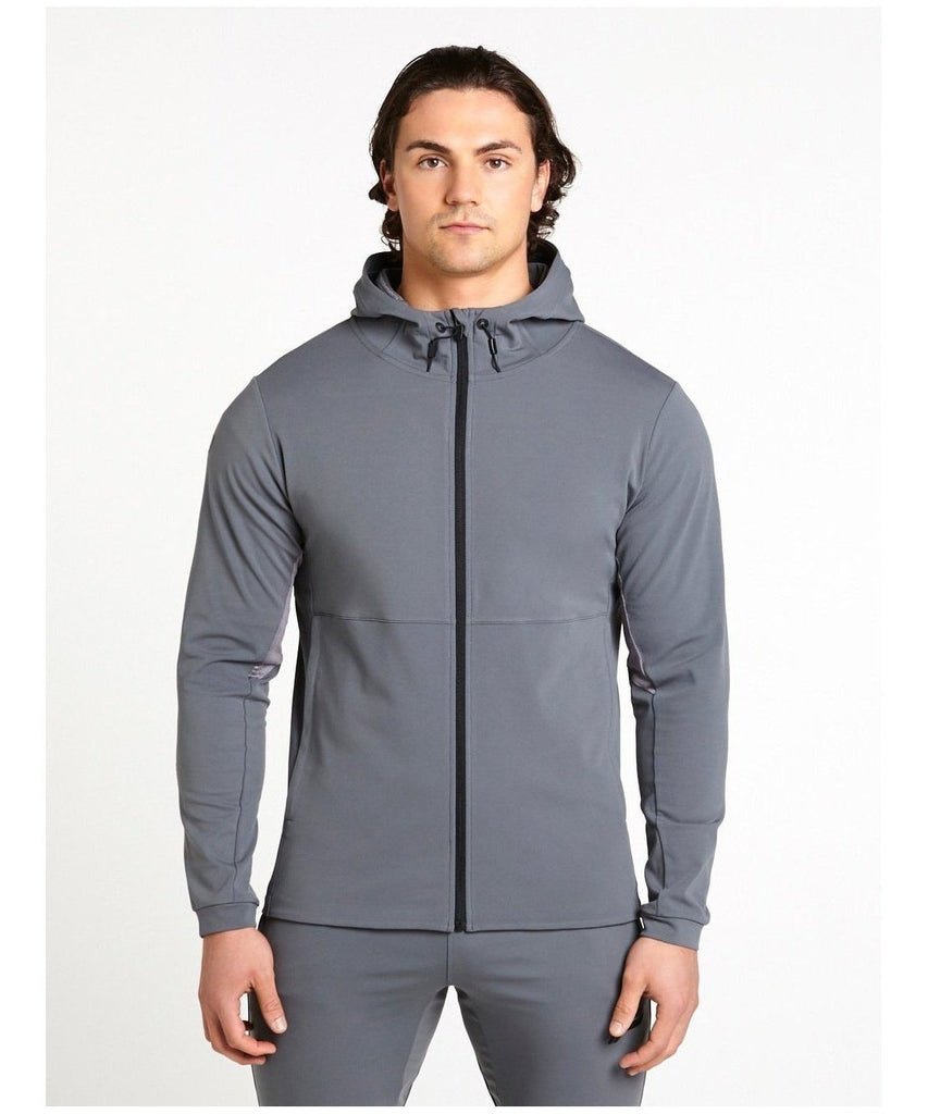 Pursue Fitness All Season Jacket Grey-Pursue Fitness-Gym Wear