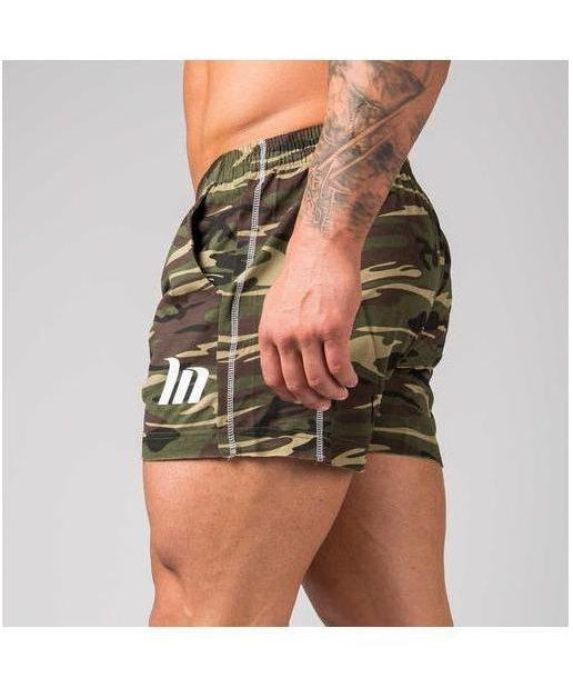 Muscle Nation Signature Squat Shorts Camo-Muscle Nation-Gym Wear
