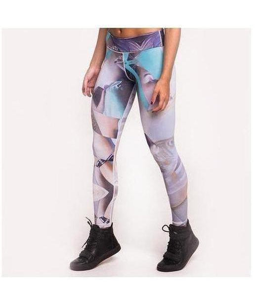Image of Graffiti Beasts Telmo & Miel Fitness Leggings