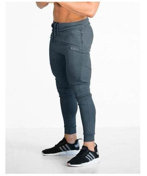 Echt Tapered Joggers V2 Charcoal