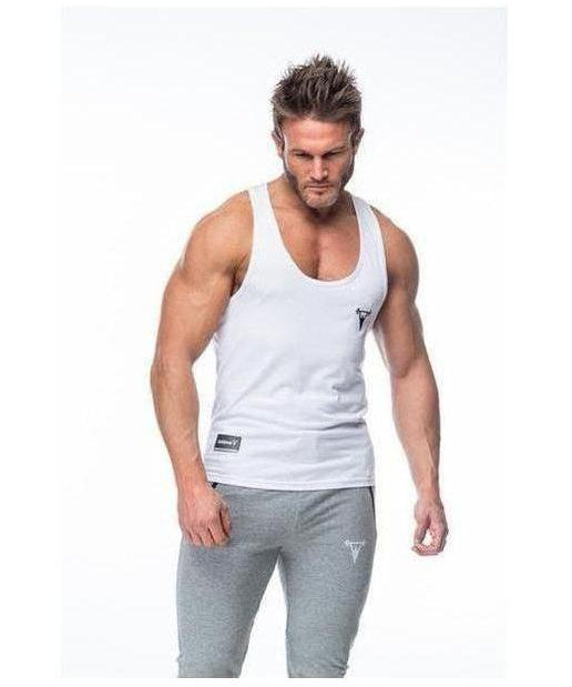 Image of Cut Above 'Icon' Vest White
