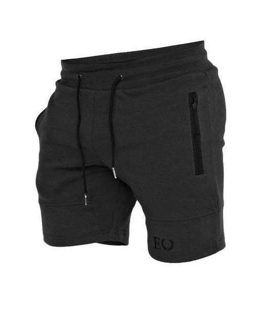 Echt Force Knit Shorts Stealth Black