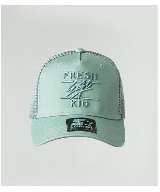 Fresh Ego Kid Mesh Trucker Cap Haze