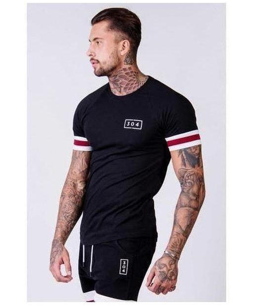 Image of 304 Clothing Jackson T-Shirt Black