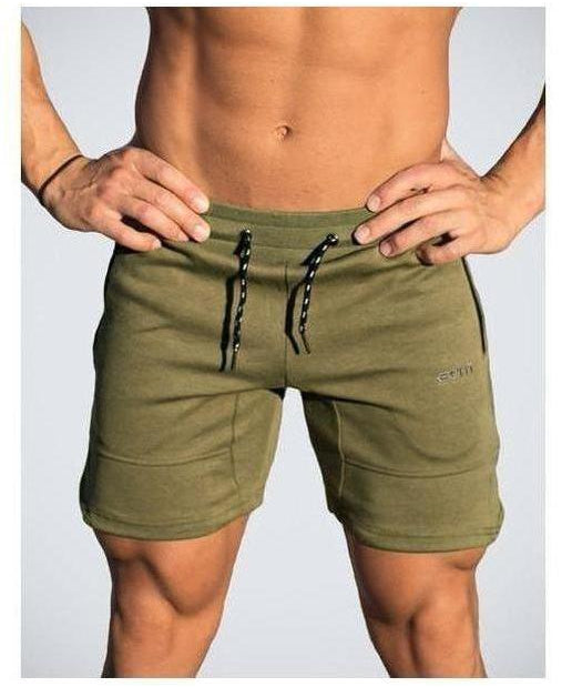 Echt Force Knit Shorts V2 Khaki
