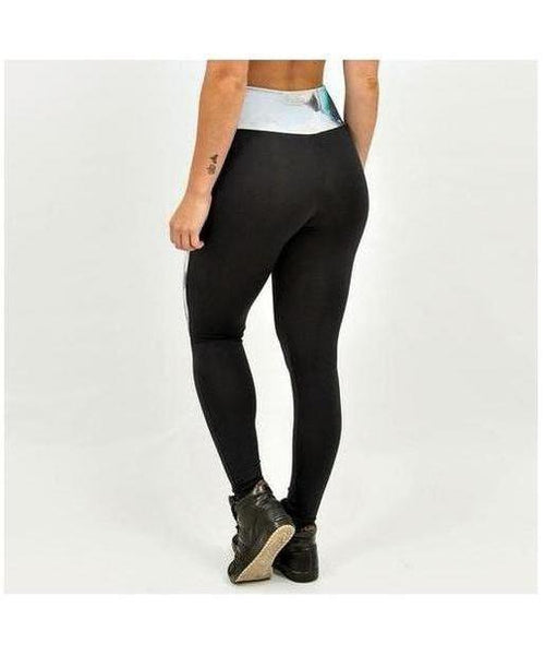 Graffiti Beasts Inverse Telmo & Miel Fitness Leggings-Graffiti Beasts-Gym Wear