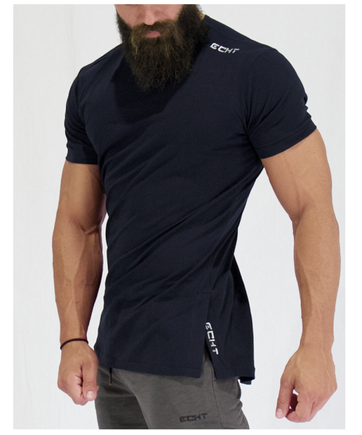Echt Force Dry T-Shirt V2 Midnight Blue