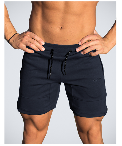 Echt Force Knit Shorts V2 Midnight Blue