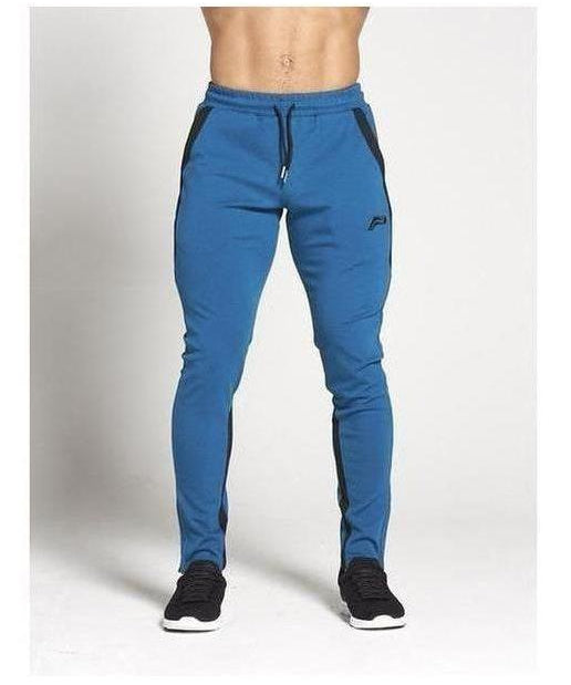 Pursue Fitness Pro Fit Sport Joggers Teal-Pursue Fitness-Gym Wear