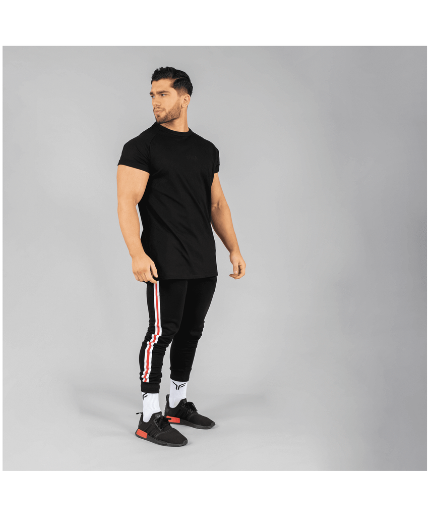 Versa Forma Vendor T-Shirt Black-Versa Forma-Gym Wear