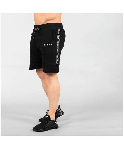 Versa Forma Arbor Shorts Black-Versa Forma-Gym Wear
