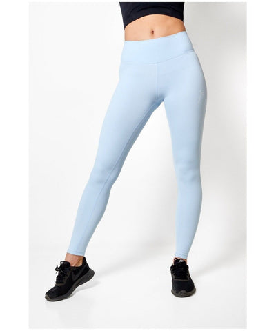 Famme Essential Seamless High Waisted Leggings Royal-Famme-Gym Wear