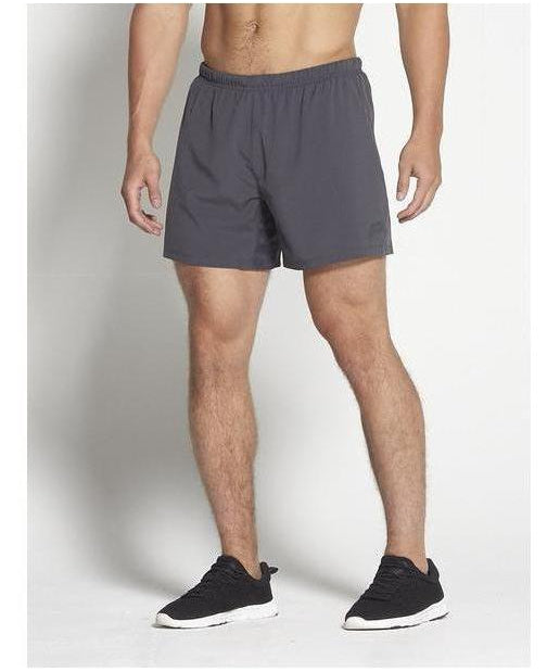 "Pursue Fitness 6"" Gym Shorts Grey-Pursue Fitness-Gym Wear"