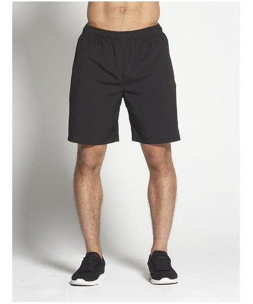 "Pursue Fitness 8"" Gym Shorts Black-Pursue Fitness-Gym Wear"