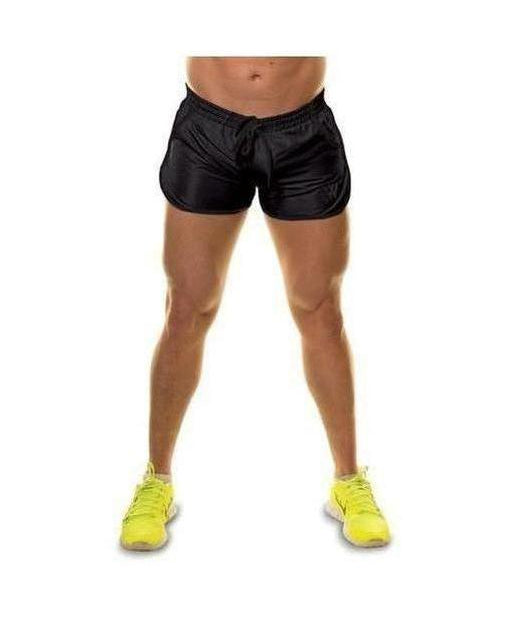 Image of Aspire Wear Aesthetic Shorts Stealth Black