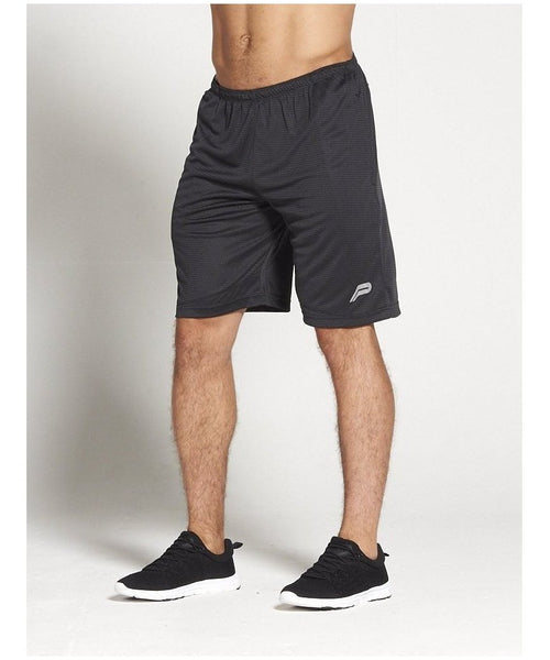 Pursue Fitness BreathEasy 3.0 Shorts Black-Pursue Fitness-Gym Wear