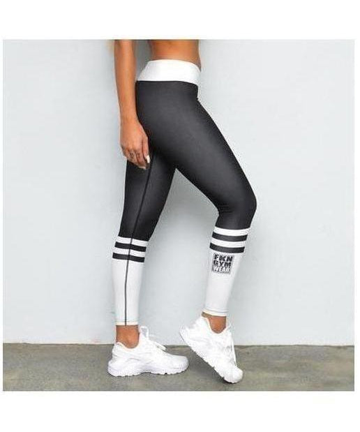 Womens FKN F**K Socks Leggings