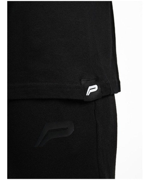 Pursue Fitness Built To Inspire Black-Pursue Fitness-Gym Wear