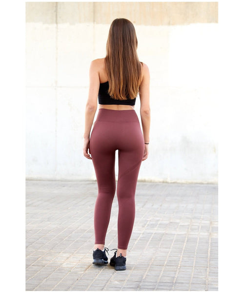 Famme Vortex High Waisted Leggings Andorr-Famme-Gym Wear