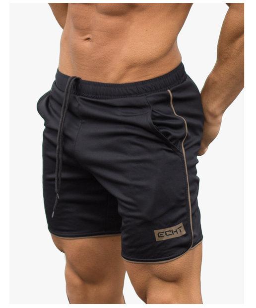 Echt Hyper Mesh Shorts Black/Bronze