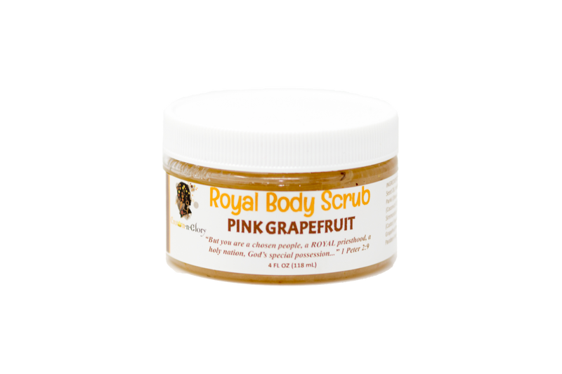 ROYAL BODY SCRUB