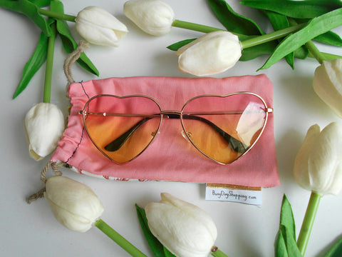 Heart Sunnies - BusyDayShopping