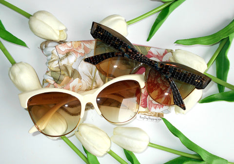 Flirty Cateye Sunglasses - BusyDayShopping