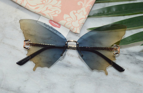 Metamorphosis Sunglasses - Blue - BusyDayShopping