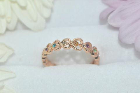 Love Circle - Rings - BusyDayShopping
